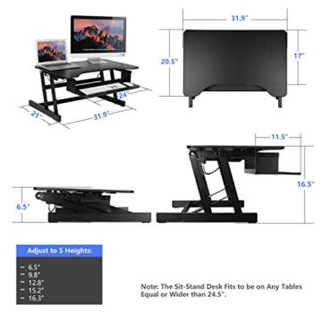 Ergoneer Workstation Schreibtischaufsatz kaufen