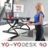 Yo-Yo Desk 90