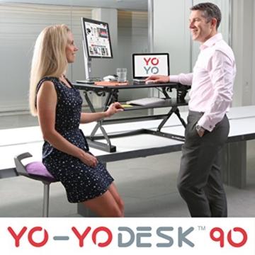 Yo-Yo Desk 90 Stehschreibtischalternative kaufen