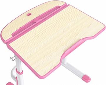 Leomark smart rosa höhenverstellbaren stehschreibtisch kaufen