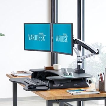VARIDESK Pro Plus 36 stehschreibtisch höhenverstellbar